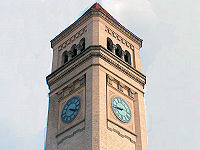 Picture of Clock Tower.