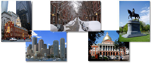 Photos of Boston, Massachusetts